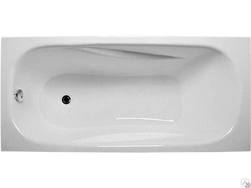Акриловая ванна 1MarKa Medea крючок для ванных комнат