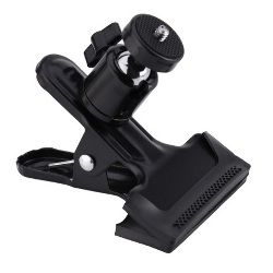 Комплектующие к видео технике Держатель-прищепка для камеры GoPro, металл Крепика дом крепежных материалов